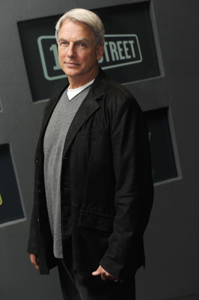 Mark Harmon Leather Jacket