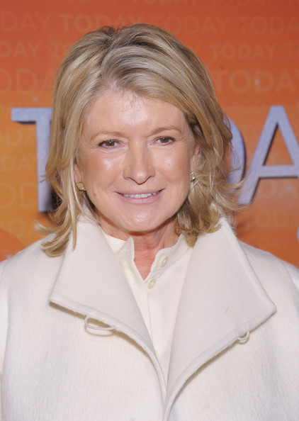 Martha Stewart Layered Razor Cut [hair,face,blond,hairstyle,chin,long hair,surfer hair,layered hair,smile,brown hair,new york city,the edison ballroom,today show 60th anniversary celebration,celebration,martha stewart]
