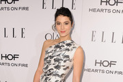 Mary Elizabeth Winstead One Shoulder Dress
