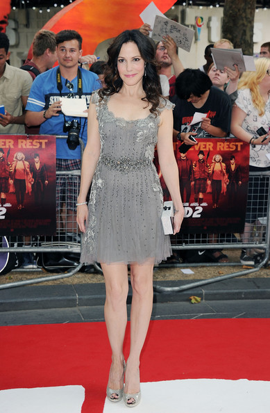 Mary-Louise Parker Beaded Dress