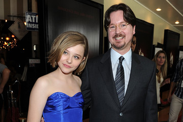 "Matt Reeves Chloe Grace Moretz Overture Presents The World Premiere Of ""Let Me In"" - Red Carpet"