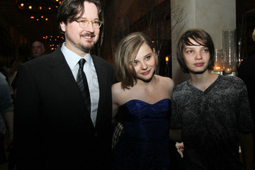 "Matt Reeves Chloe Grace Moretz Premiere Of Overture Films' ""Let Me In"" - After Party"