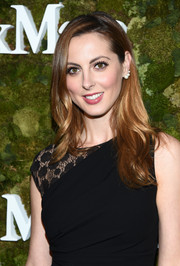 Eva Amurri Martino attended the Women in Film Face of the Future Award wearing a sweet, subtly wavy 'do.