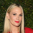 Molly Sims' Flat-Ironed Hair