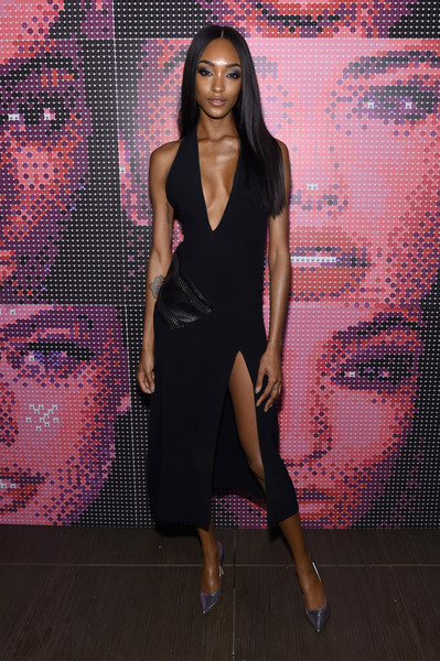 Jourdan Dunn at the Maybelline NYFW Welcome Party