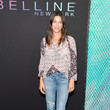 Rebecca Minkoff at the Maybelline New York NYFW Kick-Off Party