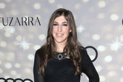 Mayim Bialik Peep Toe Pumps