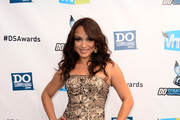 Mayte Garcia Strapless Dress