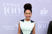 Meagan Good Midi Dress