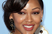 Meagan Good Pink Lipstick