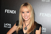 Meaghan Martin Long Straight Cut with Bangs
