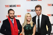 Reese Witherspoon and Tom Hardy Photo