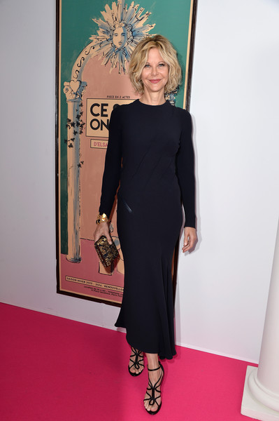 Meg Ryan Little Black Dress