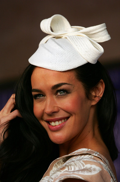 Megan Gale Decorative Hat