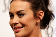 Megan Gale Ponytail