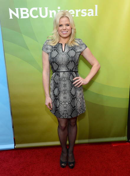 "NBCUniversal's ""2013 Winter TCA Tour"" Day 1 - Arrivals"
