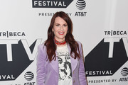 Megan Mullally Blazer