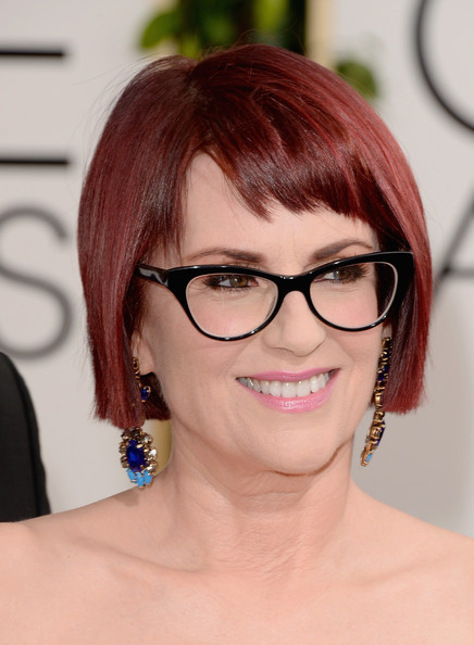 Megan Mullally Hair