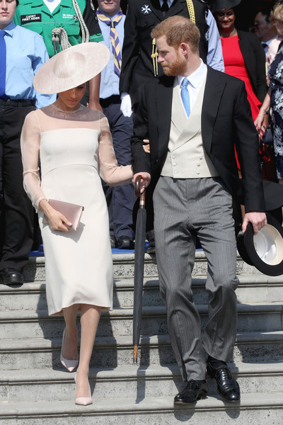 Meghan Markle Cocktail Dress [suit,fashion accessory,standing,fashion,formal wear,product,leg,girl,street,event,harry,the prince of wales,meghan,l-r,prince of wales,sussex,duchess,buckingham palace,duke of sussex,birthday patronage celebration,meghan duchess of sussex,wedding of prince harry and meghan markle,prince harry,charles prince of wales,st georges chapel windsor castle,2018,duke of sussex,actor,marriage]
