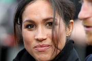 Meghan Markle Solid Scarf