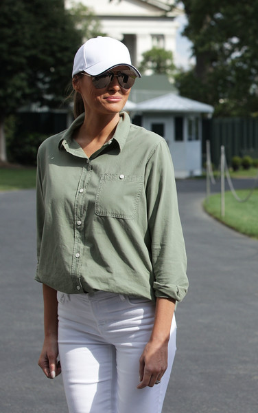 Melania Trump Plain Baseball Cap