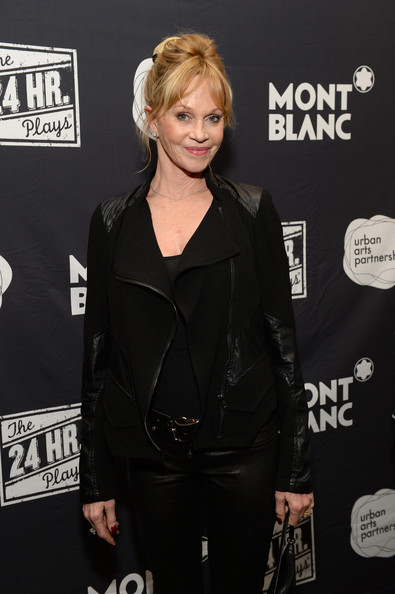 Melanie Griffith Motorcycle Jacket