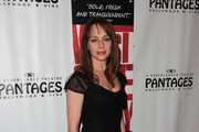 Melinda Clarke Little Black Dress