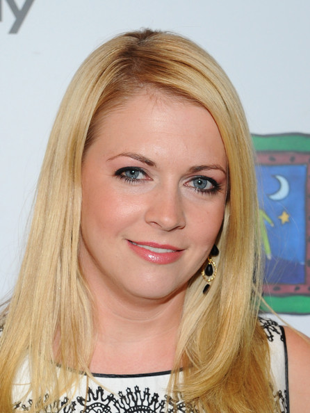 Melissa Joan Hart Pink Lipstick [hair,face,blond,hairstyle,eyebrow,chin,layered hair,head,forehead,long hair,melissa joan hart,tim spengler,families matter benefit and celebration,beverly hills hotel,california,friends of the family,family matters benefit celebration]