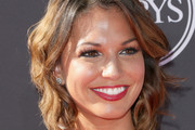 Melissa Rycroft Short Wavy Cut