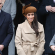 Look of the Day: December 25th, Meghan Markle