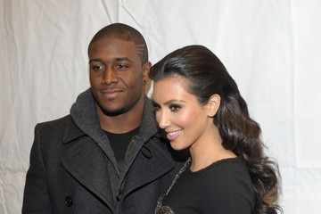 Kim Kardashian Reggie Bush Mercedes-Benz Fashion Week Fall 2010 - People and Atmosphere - Day 1