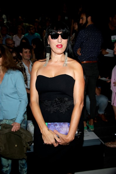 More Pics of Rossy De Palma Wayfarer Sunglasses (1 of 5) - Rossy De Palma Lookbook - StyleBistro