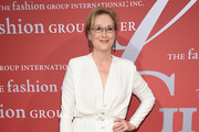 Meryl Streep Evening Dress