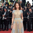 Olga Kurylenko in Elie Saab at the Cannes Film Festival