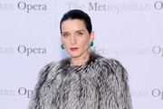 Michele Hicks Fur Coat