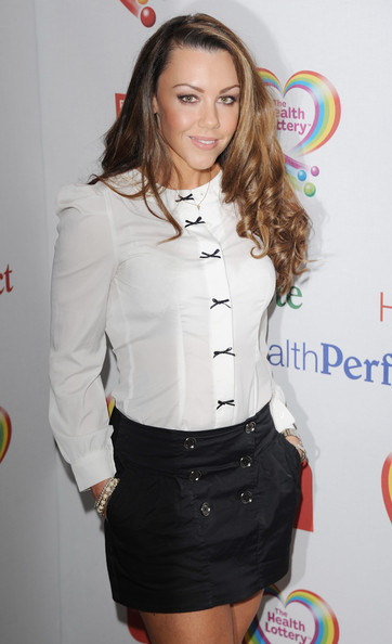 Michelle Heaton Clothes