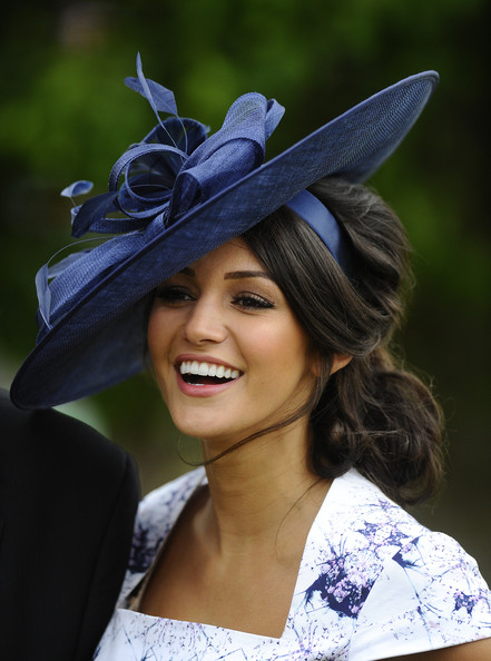 Michelle Keegan Decorative Hat