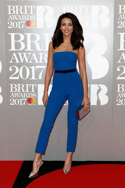 Michelle Keegan Jumpsuit