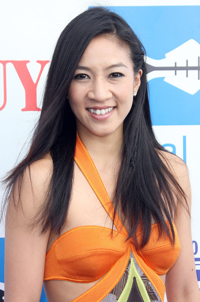 Michelle Kwan Long Straight Cut
