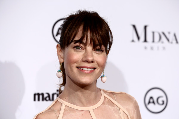 Michelle Monaghan Dangling Gemstone Earrings