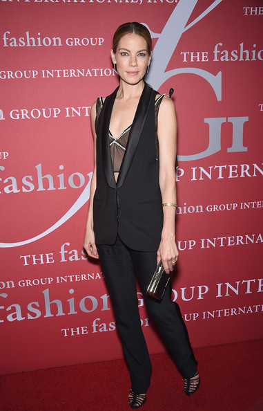 Michelle Monaghan Pantsuit [clothing,suit,fashion,premiere,pantsuit,dress,carpet,formal wear,outerwear,event,michelle monaghan,new york city,cipriani wall street,fgi night of stars,event,fgi night of stars]