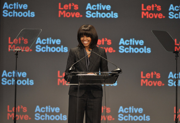 Nike Joins First Lady Michelle Obama To Make Major Announcement To Bring Physical Activity Back To Schools