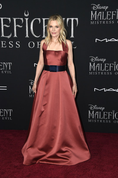 Michelle Pfeiffer Halter Dress