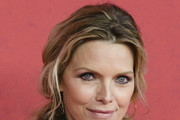 Michelle Pfeiffer Half Up Half Down