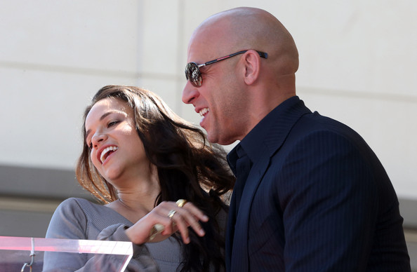 Michelle Rodriguez ClothesVin Diesel And Michelle Rodriguez Photoshoot