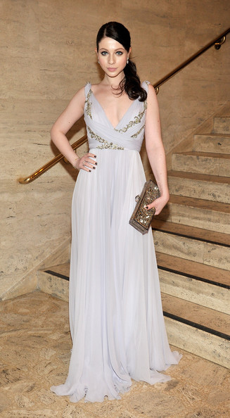 Michelle Trachtenberg Evening Dress