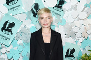 Michelle Williams Cropped Jacket
