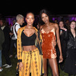 Jourdan Dunn and Eugenia Washington at Midnight Garden After Dark