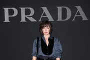 Milla Jovovich Pencil Skirt