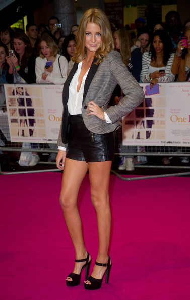 Millie Mackintosh High-Waisted Shorts